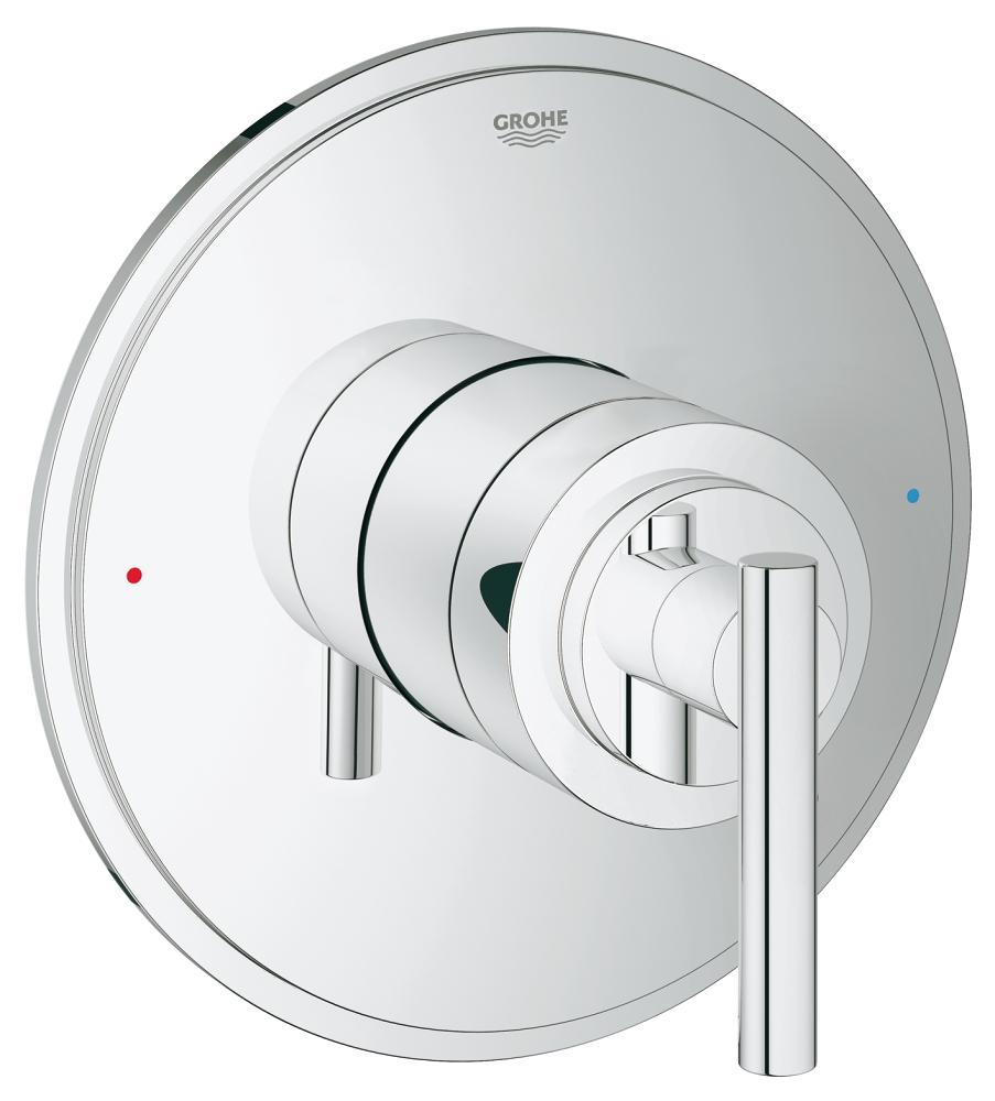 //WSL// GROHE GROFLEX TIMELESS 19 866 000 SINGLE FUNCTION PRESSURE BALANCE TRIM WITH CONTROL MODULE MC312191
