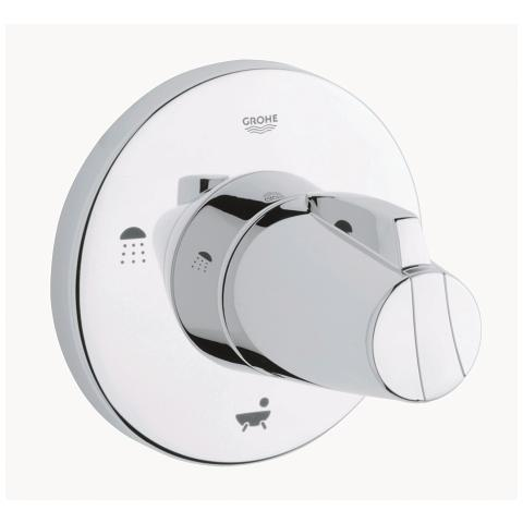 Chiara 5-way diverter