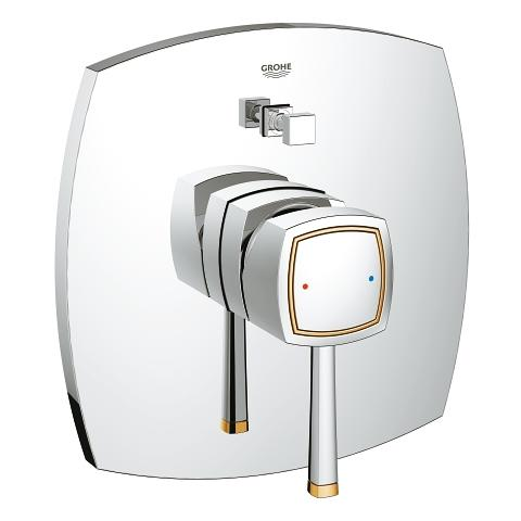 Grandera Single-lever bath/shower mixer trim