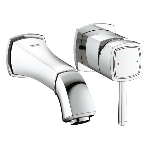 Grandera Two-hole basin mixer S-Size