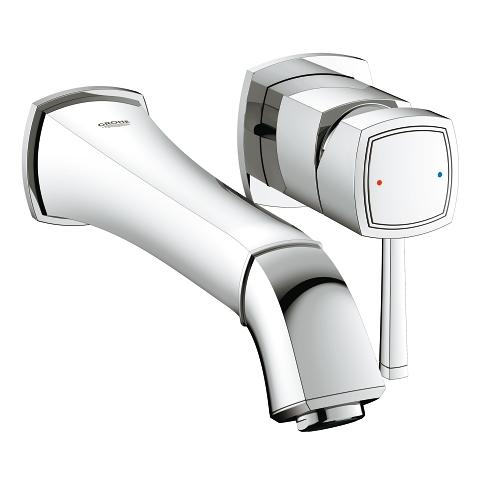 Grandera Two-hole basin mixer M-Size