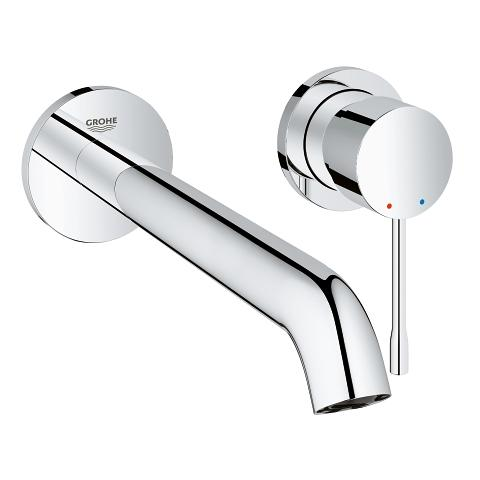 Essence 2-hole basin mixer L-Size