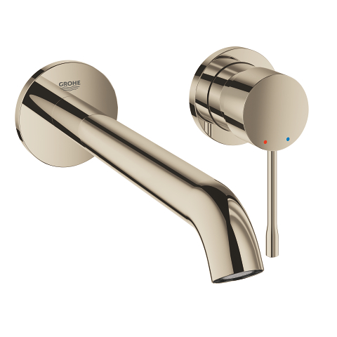 Two-hole basin mixer L-Size