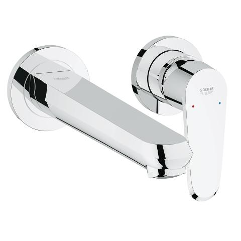 Two-hole basin mixer 1/2″ L-Size