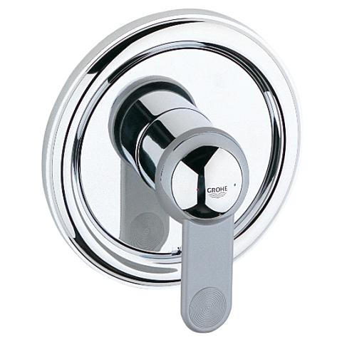 Eurotrend Single-lever shower mixer