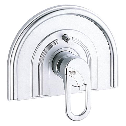 Chiara Single-lever bath mixer