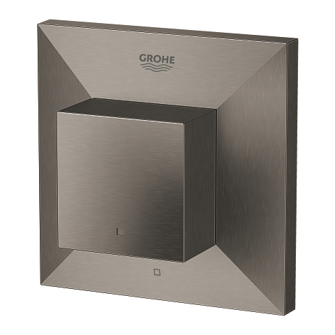 Allure Brilliant Concealed stop-valve trim