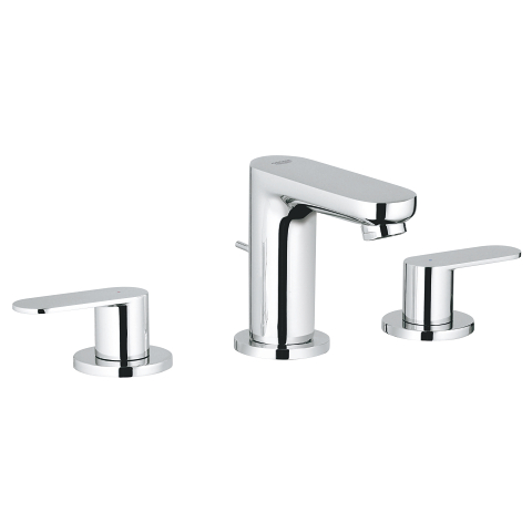 Eurosmart Cosmopolitan Three-hole basin mixer 1/2″ S-Size