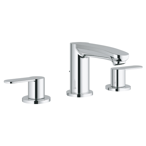 Three-hole basin mixer S-Size