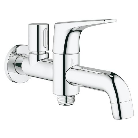 GROHE BauFlow Bibtap 2 in 1 1/2″