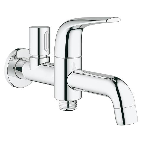 GROHE BauCurve Bibtap 2 in 1 1/2″