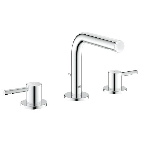 Essence 3-hole basin mixer S-Size