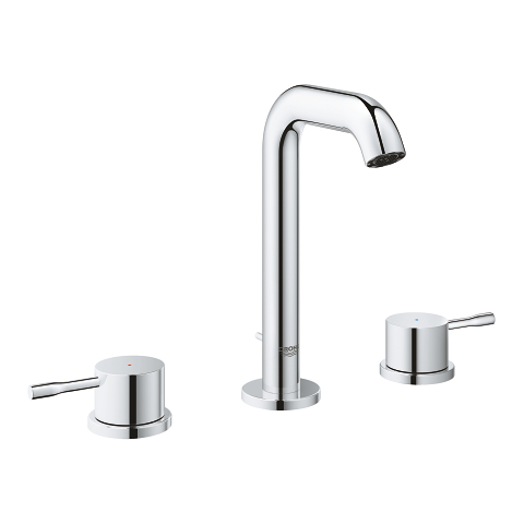 Essence Three-hole basin mixer 1/2″ M-Size