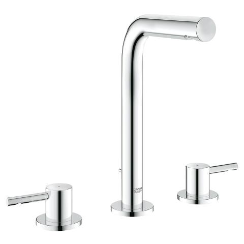 Essence 3-hole basin mixer M-Size