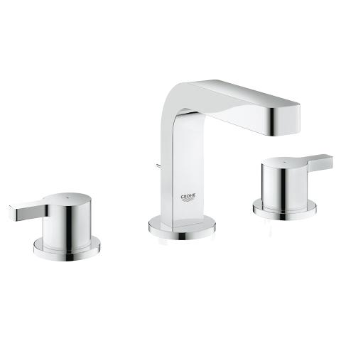 Three-hole basin mixer 1/2″ S-Size