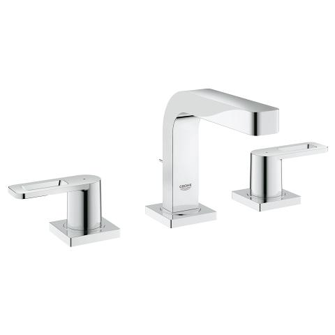 Quadra Three-hole basin mixer 1/2″ S-Size