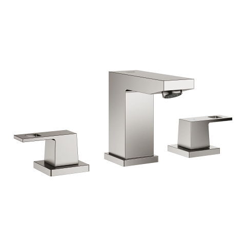 Eurocube Three-hole basin mixer 1/2″ S-Size