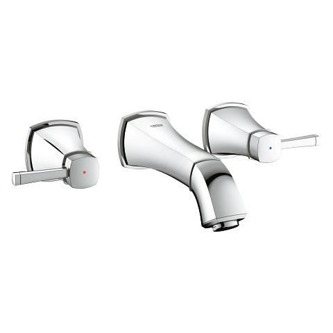 Grandera Three-hole basin mixer dummy