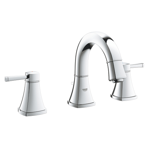 Grandera Three-hole basin mixer 1/2″ S-Size