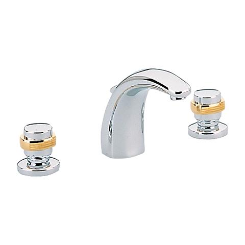 Florida 3-hole basin mixer