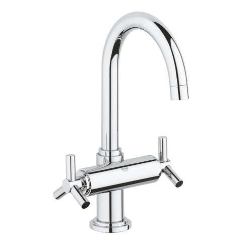 One-hole basin mixer, 1/2″ L-Size
