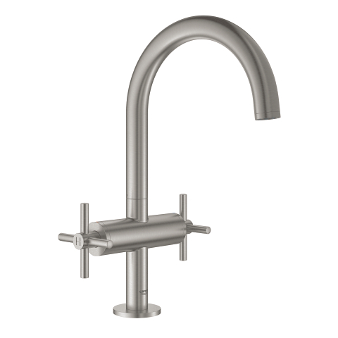 Single-hole basin mixer 1/2″ L-Size