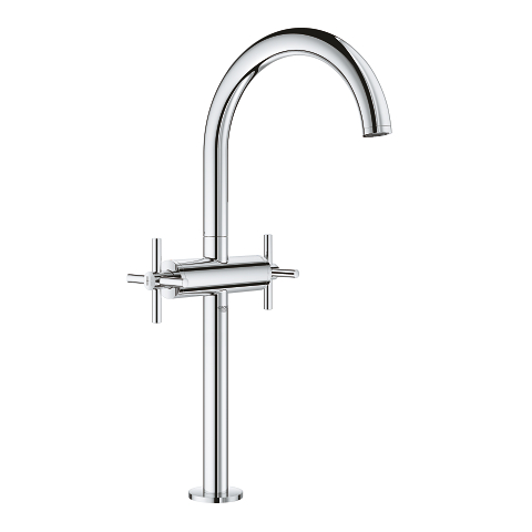 Atrio One-hole basin mixer, 1/2″ XL-Size