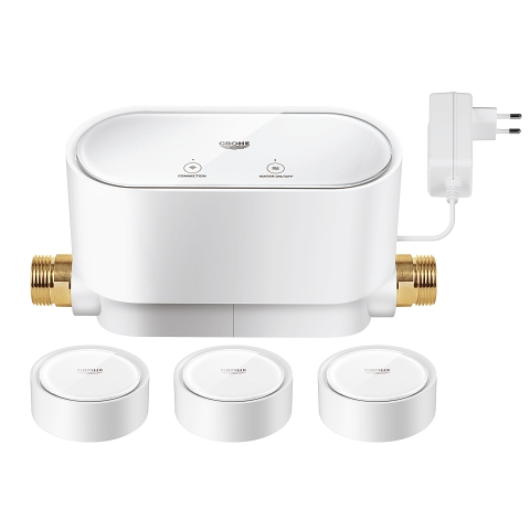 Kit GROHE Sense 3 Sense + Sense Guard 230V
