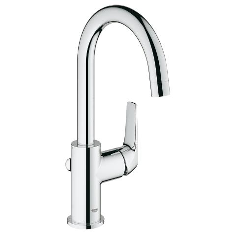 GROHE BauFlow Single-lever basin mixer