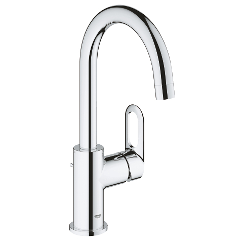 Single-lever basin mixer 1/2″
