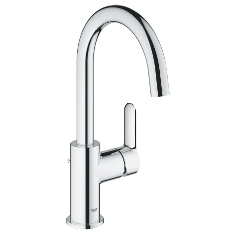 BauEdge Single-lever basin mixer 1/2″ L-Size