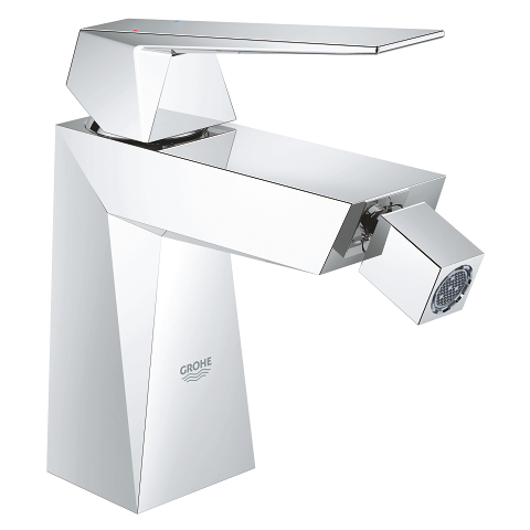 Allure Brilliant Single-lever bidet mixer M-Size