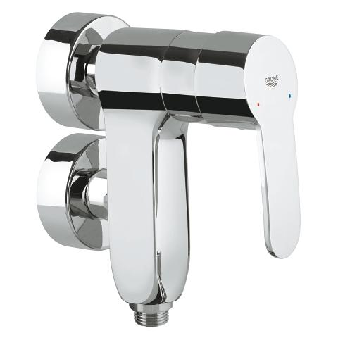 Eurostyle Cosmopolitan Vertica single-lever shower mixer 1/2″