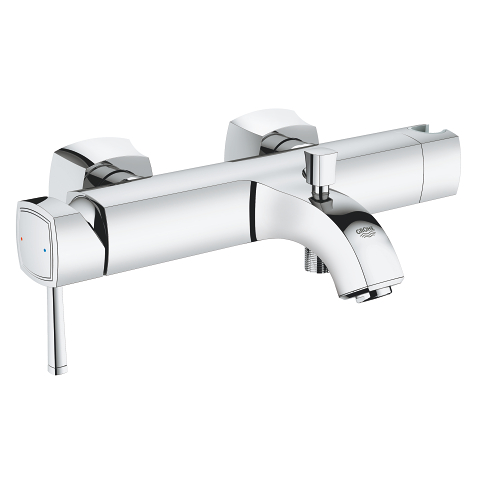 Grandera Single-lever bath/shower mixer 1/2″
