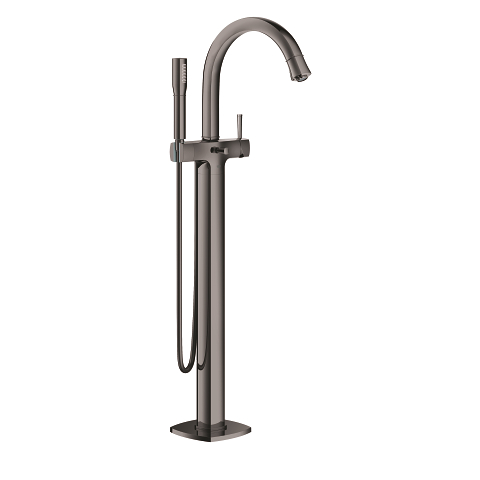 Grandera Single-lever bath mixer 1/2″, floor mounted