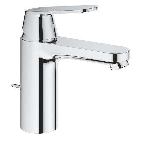 Single-lever basin mixer 1/2″ M-Size