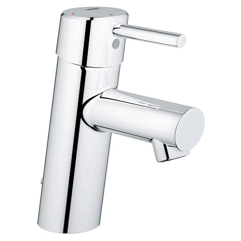 Concetto Single-lever basin mixer 1/2″ S-Size
