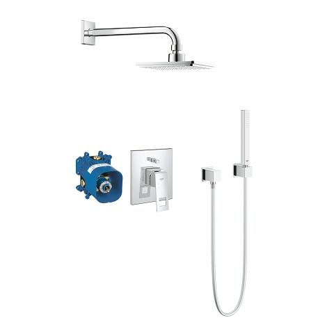 Perfect shower set with Euphoria Cube 152