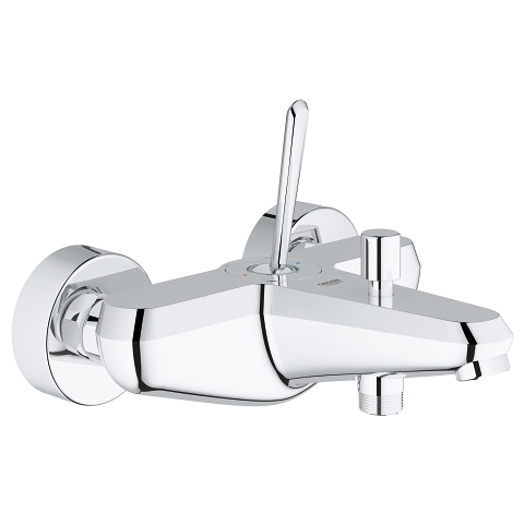 Eurodisc Joy Single-lever bath/shower mixer 1/2″