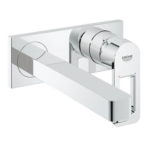 Quadra 2-hole basin mixer M-Size