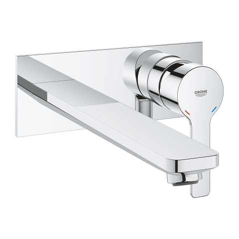 2-hole basin mixer L-Size