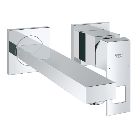 Eurocube Two-hole basin mixer M-Size