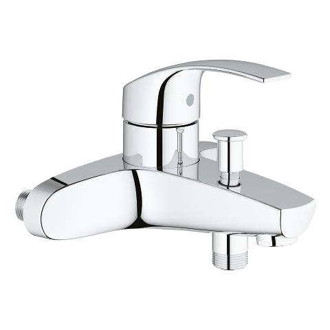 Single-lever bath mixer, ¾″