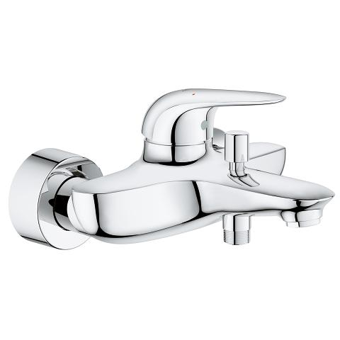 Eurostyle Single-lever bath/shower mixer 1/2″
