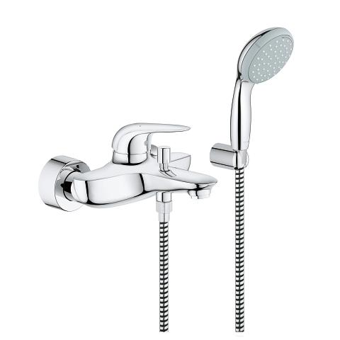 Eurostyle Single-lever bath mixer 1/2″