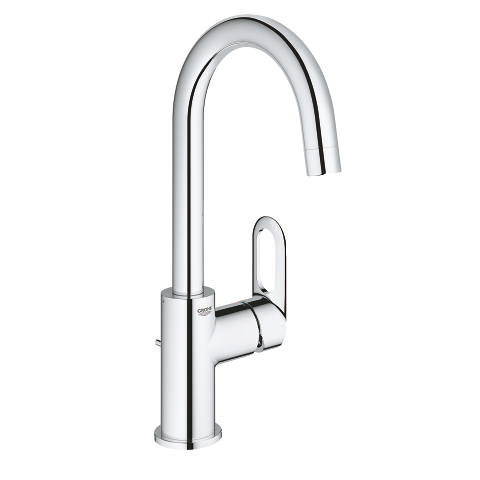 BauLoop Single-lever basin mixer 1/2″ L-Size
