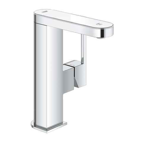 Single-lever basin mixer 1/2″ with temperature display M-Size