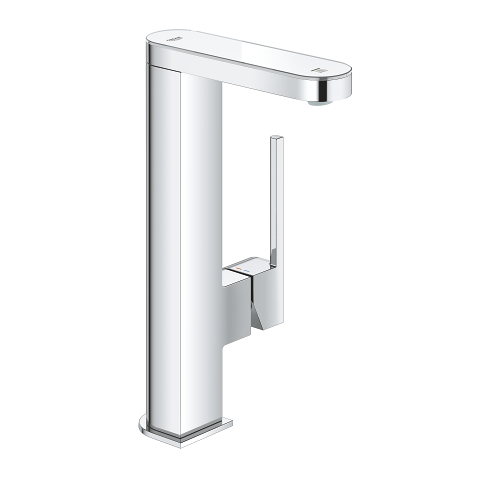 Single-lever basin mixer 1/2″ with LED display L-Size