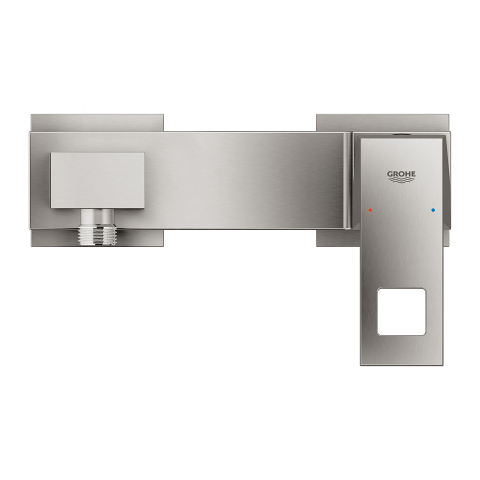 Eurocube Single-lever shower mixer