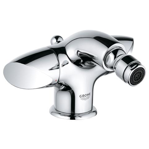 Aria Single-hole bidet mixer